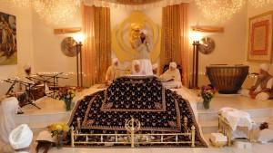 Espanola Gurdwara- elegant
