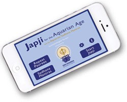Japji App iphone