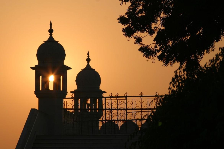 sunrise at Keshghar