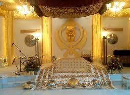 Gurdwara Inside