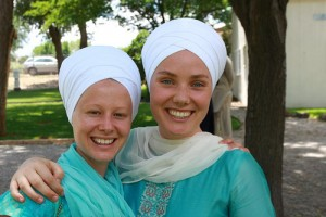 Khalsa women