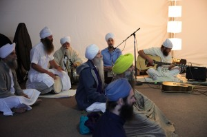 Men's Camp Kirtan 2