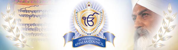 Khalsa Council Banner