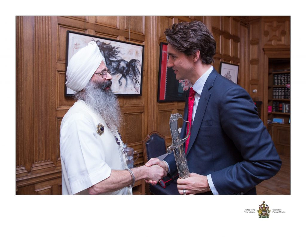 Jot Singh and Prime Minister