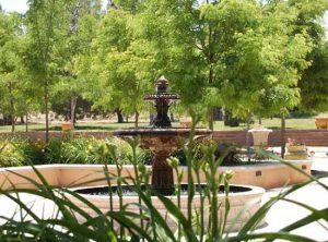 ranch fountain