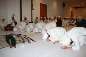 Sikh Vows at 3HO Chile International Kundalini Yoga Festival Gurdwara