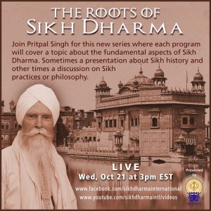 The Roots of Sikh Dharma
