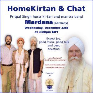HomeKirtan & Chat