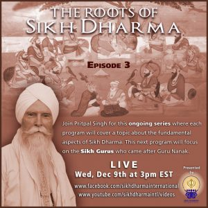 Roots of Sikh Dharma